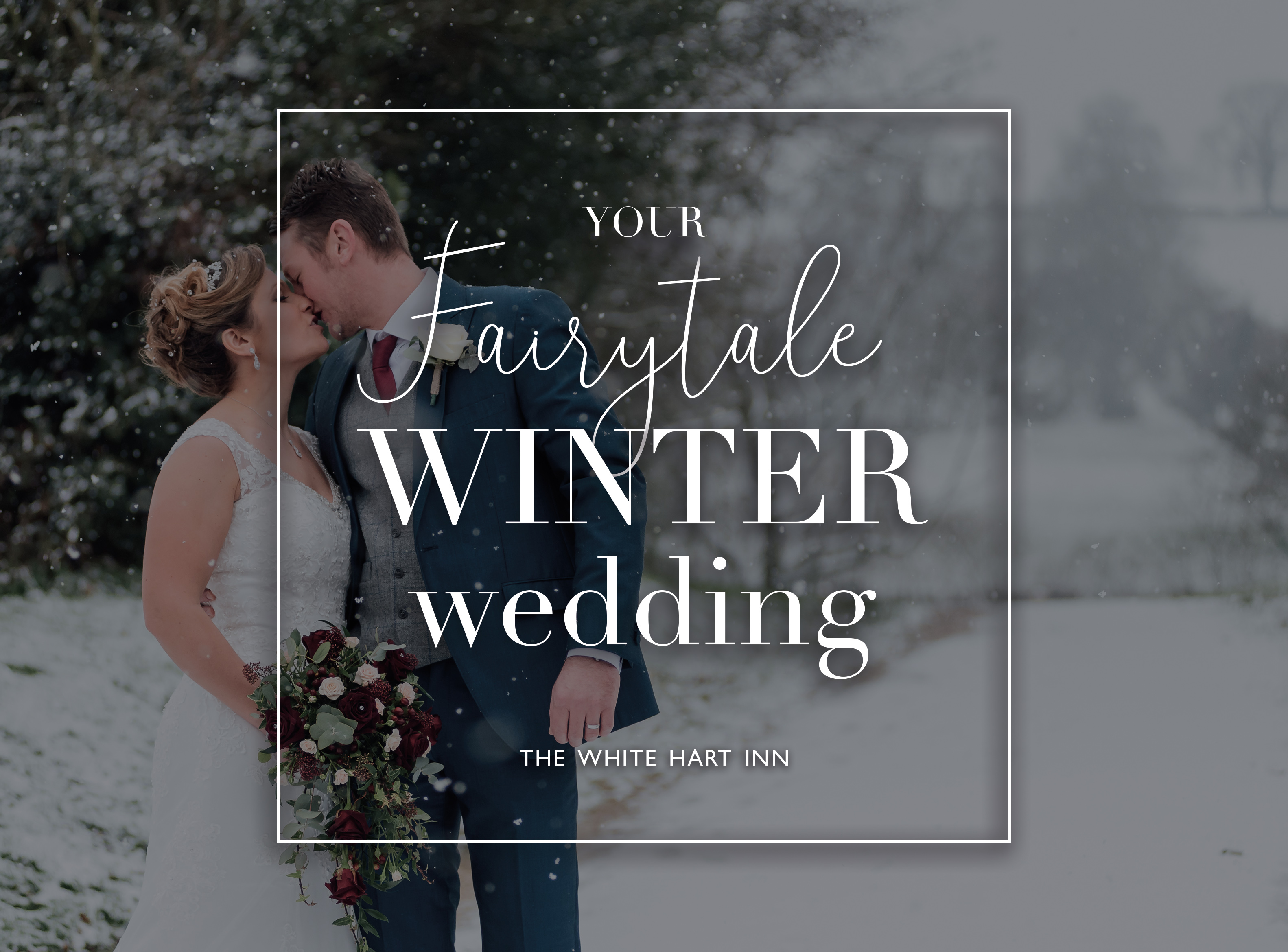Fairytale Winter Wedding