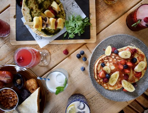 BOTTOMLESS BRUNCH | Derbyshire