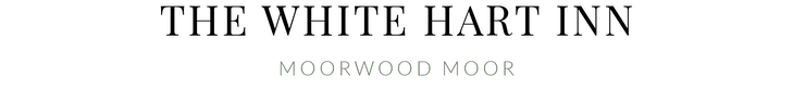 The White Hart Inn at Moorwood Moor Logo