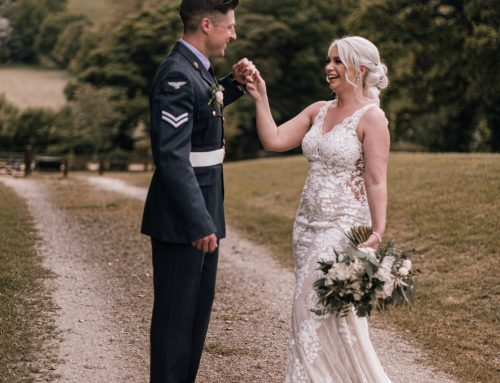 Our Wedding Day at The White Hart- Emma & Sam